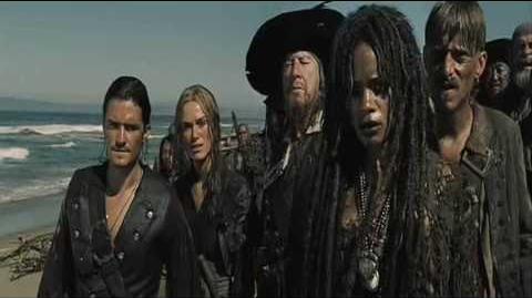 Trailer Latino - Piratas del Caribe El fin del mundo
