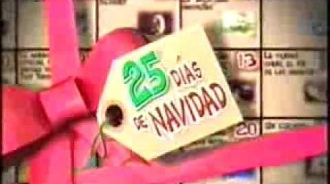25 días de Navidad, Cartoon Network LA 2002