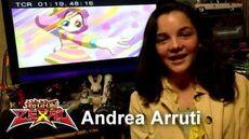 ANDREA ARRUTI es PIP en Yu-Gi-Oh! Zexal Doblaje
