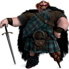 Rey Fergus en <a href=