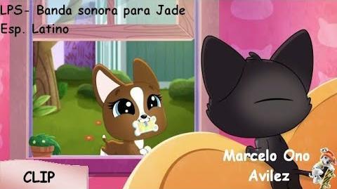 Littlest Pet Shop Un Mundo de Mascotas - Banda Sonora de Jade Clip (Español Latino)