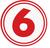 Logo de Repretel Canal 6