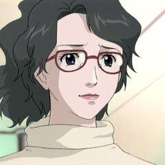 Mariko Shiratori en <a href=