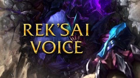 Rek'Sai