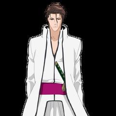 Sosuke Aizen en <a href=