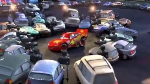 Cars- doblaje en español mexicano - Parte 2