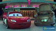 Cars - Mate y La Luz Fantasma Corto Español Latino (2006) Parte 1 2