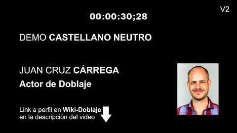 Demo CASTELLANO NEUTRO (Juan Cruz Carrega) v18-0