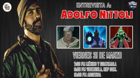 Entrevista a Adolfo Nittoli en Dubbing Zone