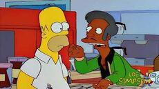 Los Simpson Las 2 señoras Nahasapeemapetilon 2 5