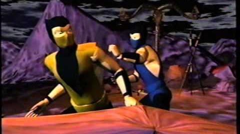 Mortal Kombat El viaje Comienza Latino