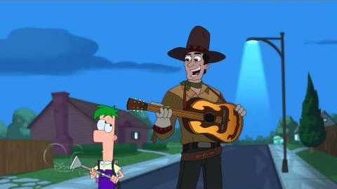 Phineas y Ferb - Las canciones de Rusty - Español Latino
