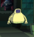 Robot 1-X en la bestia con billones de brazos