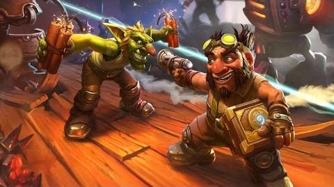 Tráiler - Goblins vs Gnomos