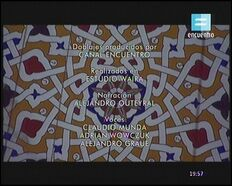 Créditos de doblaje de El paraíso encontrado (Parte 2) (TV) (CE)