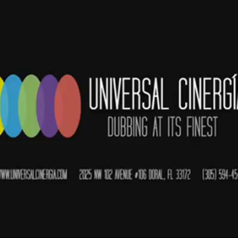 Logo de la empresa que realizan el doblaje emitida en el estreno por Imagen Televisión.