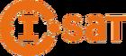 Logotipo de I.Sat (2007-2008)