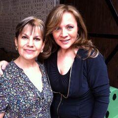 Maggie Vera y Rocio Prado(Goldie Delicious). (23/04)