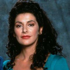 Consejera Deanna Troi (<a href=
