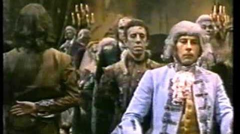 "The fearless vampire killers - La danza de los vampiros (1967) - Roman Polanski - ""El minuet"""