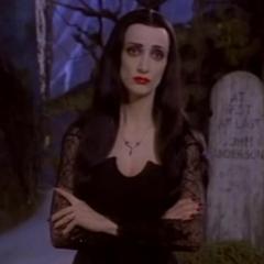 Mortisia Addams en <a href=
