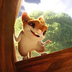 Abby, el ratón en <a href=