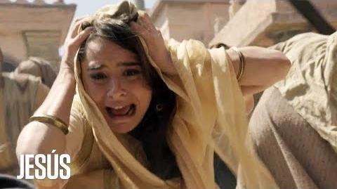 Jesús Los judíos rebeldes son asesinados por órdenes de Poncio Pilatos