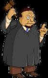 Juez Roy Snyder