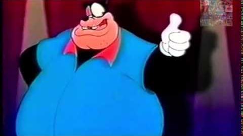 Muestra de Voz Goofy - Mario Ramírez