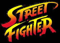 Street Fighter old logo
