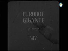 Título en español de El robot gigante (Canal 7)