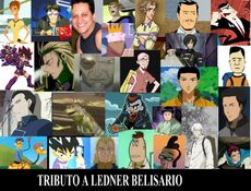 Tributo a ledner belisario by elparasito-d3jerzx