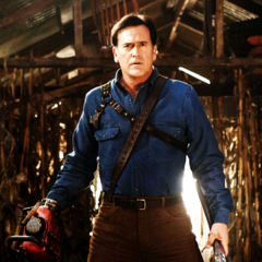 Ash Williams en <a href=