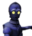 Blue protocol droid