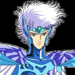 Caballero de Cristal también en <a href=