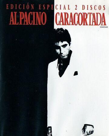 Cara Cortada 1983 Doblaje Wiki Fandom