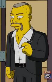 Chuck Liddell character