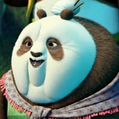 Abuela Panda en <a href=