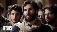 Jesús Jesús se enfrenta a Caifás demostrándole que es el hijo de Dios