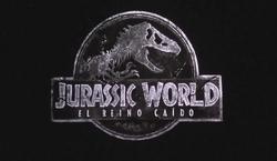 JurassicWorld2 LogoCine Español