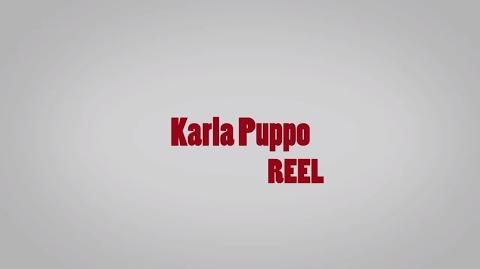 Reel de Doblaje - Karla Puppo - Torre A