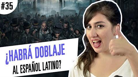 Ubi Contesta 35 ¿Habrá doblaje al español latino este año?