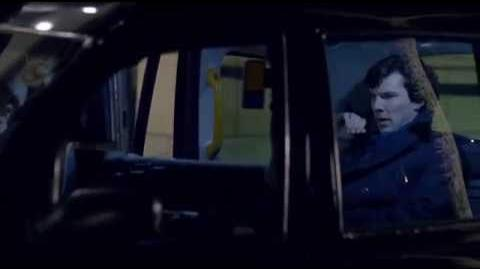 """""""Las aventuras de Sir Atrapalot"""" Sherlock 2x03 - La caída de Reichenbach (Español Latino)"""