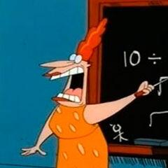 Maestra en <a href=
