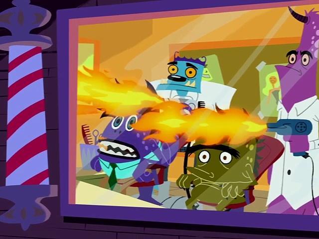 Demostración de un episodio de la primera temporada