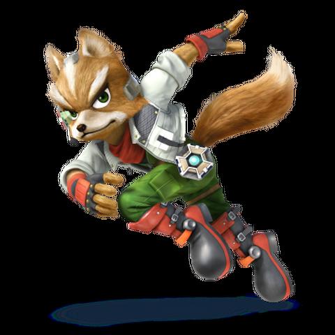 Fox Mcloud en <a href=