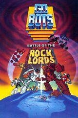 El desafío de los Gobots: La batalla de Rock Lords