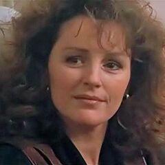 Holly Gennaro McClane en las dos primeras películas de <a href=