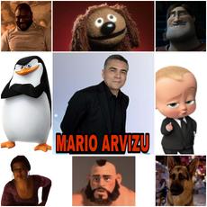 Homenaje a Mario Arvizu