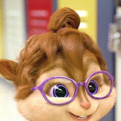 Jeanette de <i>Alvin y las ardillas</i> 2, 3 y 4.